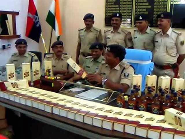 Video : Bihar Has A Problem. Police Officers Refuse Promotions In Writing
