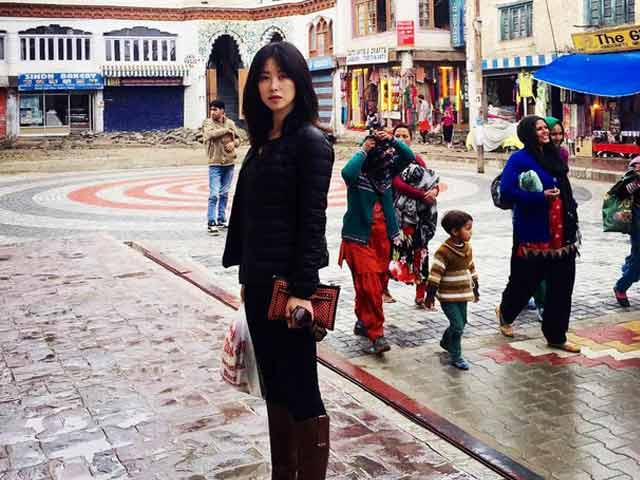 Zhu Zhu is Salman's Tubelight Actress