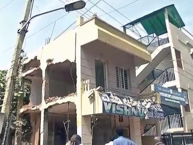 Videos : बेंगलुरु : क्या गिरेगा पठानकोट हमले के शहीद  का आशियाना?
