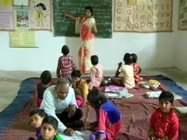Video : शिक्षा से दूर मध्यप्रेदश का अलीराजपुर, साक्षरता दर काफी नीचे