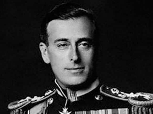 Lord Mountbatten Latest News Photos Videos On Lord Mountbatten Ndtv Com