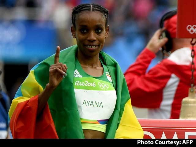 Video : Ethiopia's Almaz Ayana, Poetry in Motion at Rio 2016