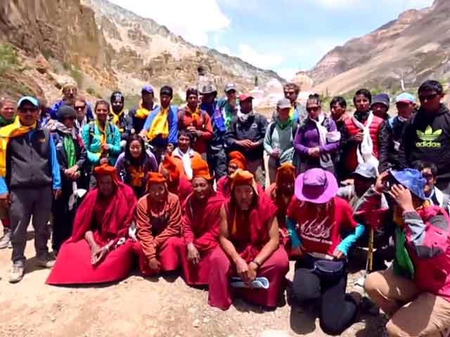 Videos : जगमगाता हिमालय : फुगतल गोम्पा मठ को ढाई हजार साल बाद मिली अंधेरे से मुक्ति