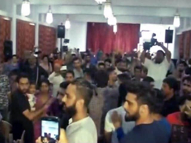 Videos : बेंगलुरु : एमनेस्टी इंडिया के ख़िलाफ़ देशद्रोह का मामला दर्ज