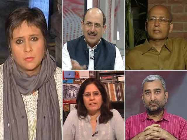 Video : Sedition Case On Amnesty: Can We Resolve Kashmir If We're Scared Of Slogans?