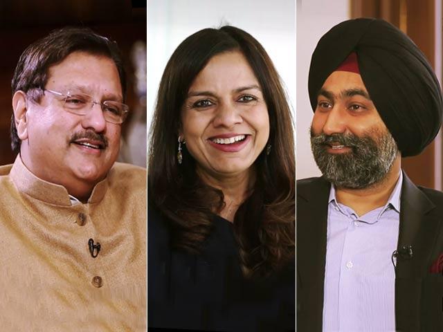 Video : Art Insider: In Conversation With Malvinder Singh, Ajay Piramal And Sangeeta Jindal