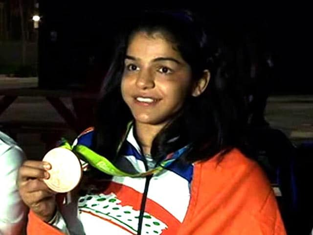 Videos : आखिरी समय तक मुझे जीत का भरोसा था : NDTV से बोलीं साक्षी मलिक