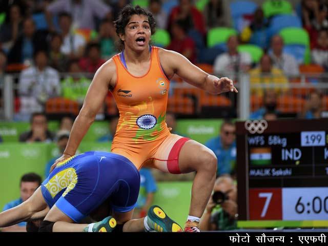 Videos : रियो में साक्षी मलिक  ने भारत को दिलाया पहला पदक