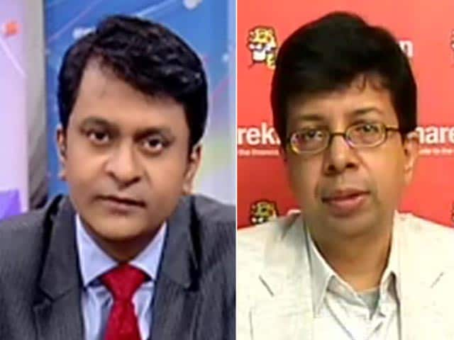 Video: Nifty Upside Capped, 300-Point Correction Likely: Rohit Srivastava