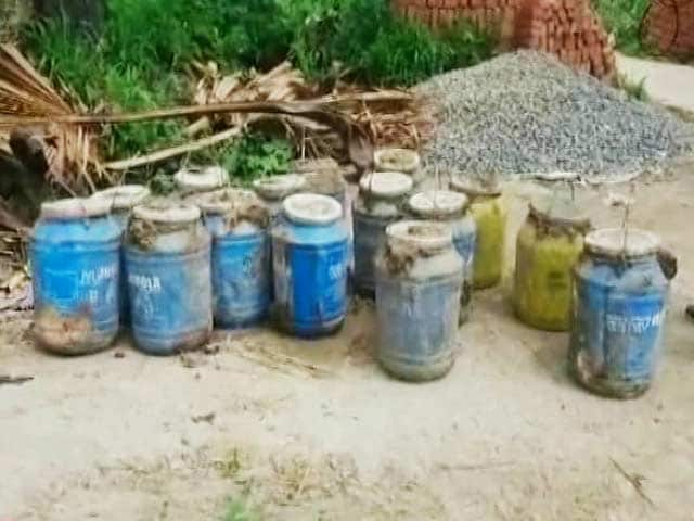 Video : 15 Policemen Suspended In Wake Of Gopalganj Toxic Liquor Tragedy