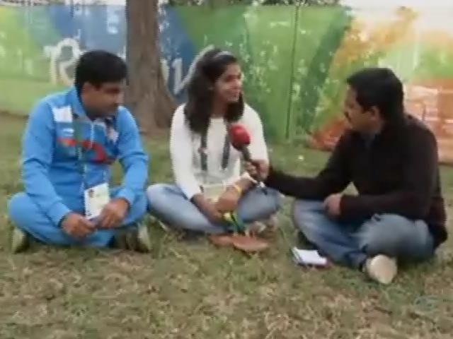 Videos : रियो ओलिंपिक : ब्रॉन्ज विजेता पहलवान साक्षी मलिक ने खास बातचीत में कहा- अब जाकर सपना पूरा हुआ