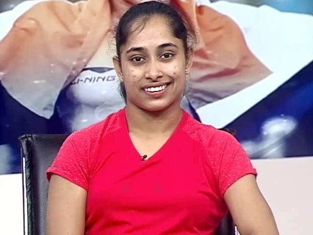 Videos : मैं बहुत जिद्दी हूं, जो करने की ठान ली, वह करके रहती हूं : दीपा