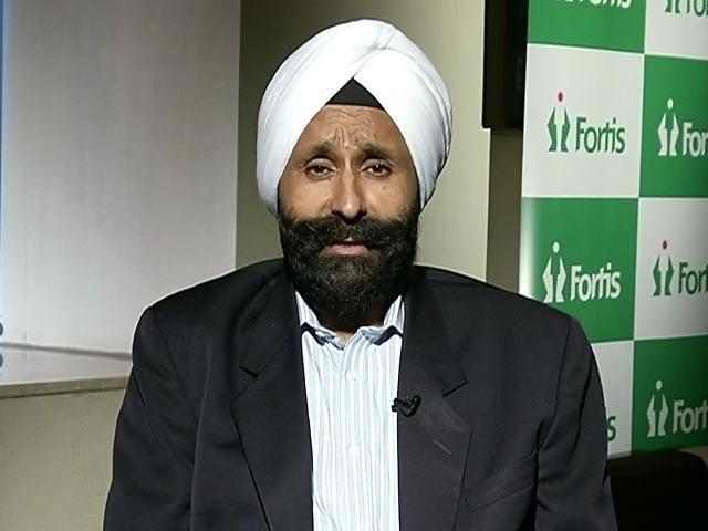 Video : Fortis Healthcare Management Explains SRL Demerger