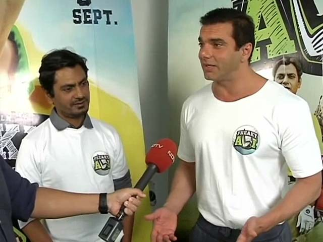 Video : Why Brother Sohail 'did not' cast Salman Khan in <i>Freaky Ali</i>