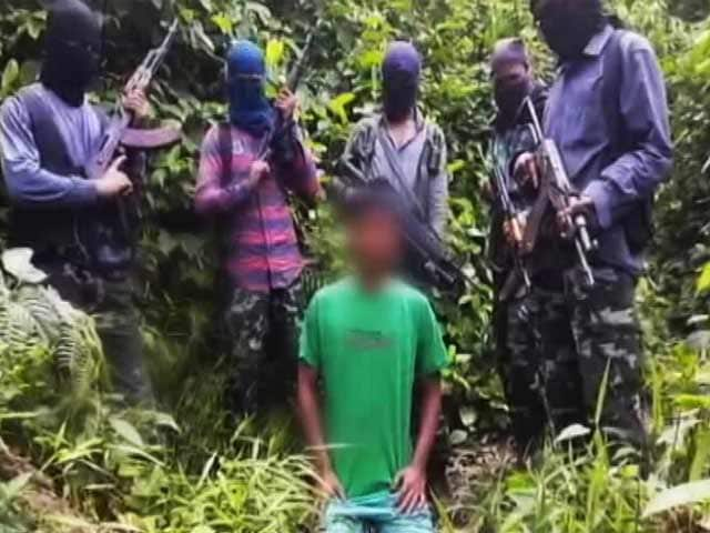 Video : ULFA Abducts BJP Leader's Son, Demands 1 Crore Ransom In ISIS-Style Video