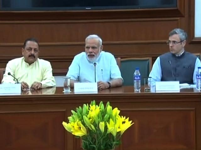 Video : 'Deeply Pained, All Those Who Have Died In Kashmir Are Ours,' Says PM Modi