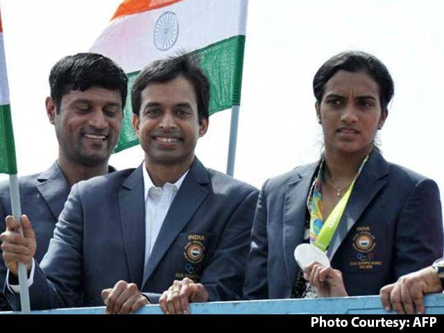 Video : To Top Andhra Offers, Telangana Minister Promises Sindhu A 'Foreign Coach'