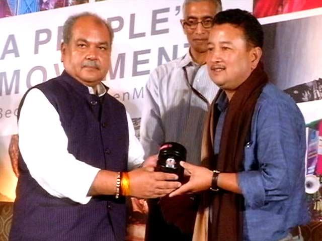 Video : Swachh Bharat: Meet India's Sanitation Champions