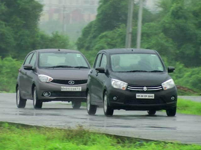 Video : Comparison: Maruti Suzuki Celerio Diesel Vs Tata Tiago Diesel