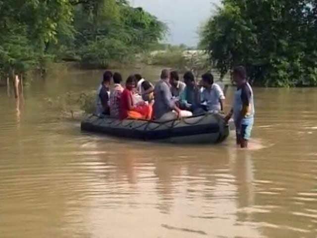 Video : बुंदेलखंड में लगातार तीन साल सूखे के बाद बाढ़
