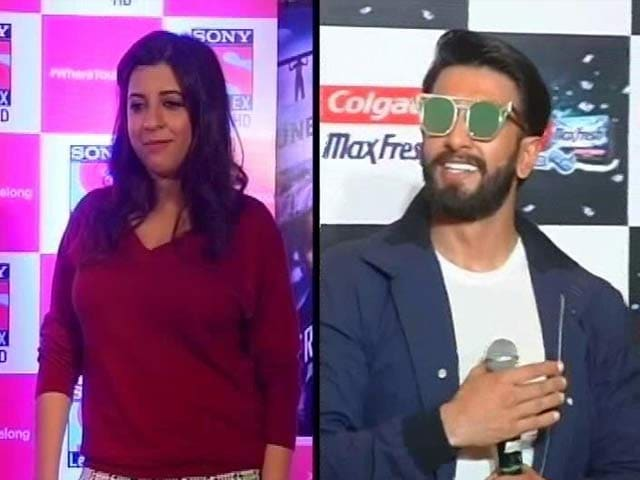 There May be Ranveer Singh in Zoya Akhtar's Next