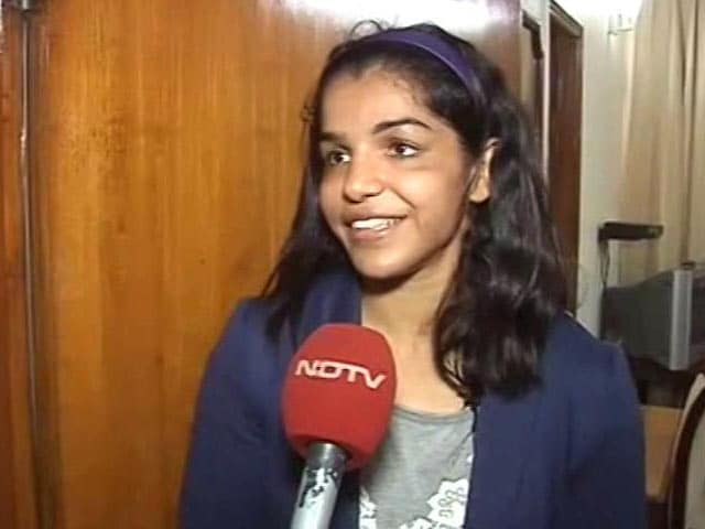 Video : Wanted to Fight Till The End For India: Sakshi Malik to NDTV