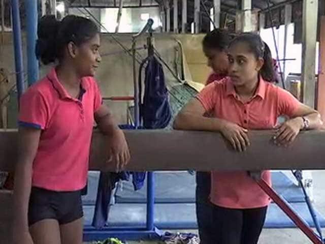 Videos : दीपा कर्मकार से प्रेरित होकर अपने सपनों को पूरा करने में जुटी अस्मिता