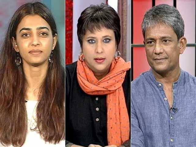 Video : 'Comfortable Doing Nude Scenes, It's Liberating': Actor Radhika Apte