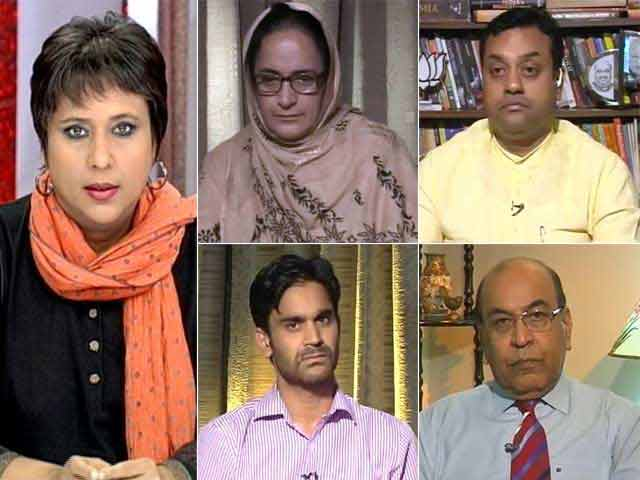 Video : Mission Kashmir: Rajnath Conciliatory, Mehbooba Combative?