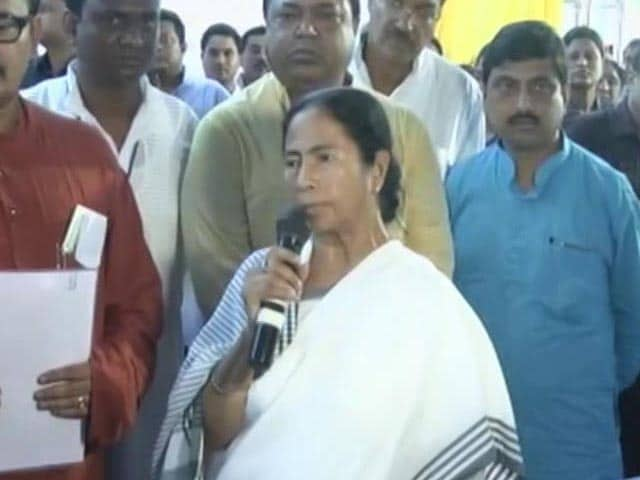 Video : Mamata Banerjee Calls Floods In UP, Bihar 'Man-Made', Silent On Farakka Barrage