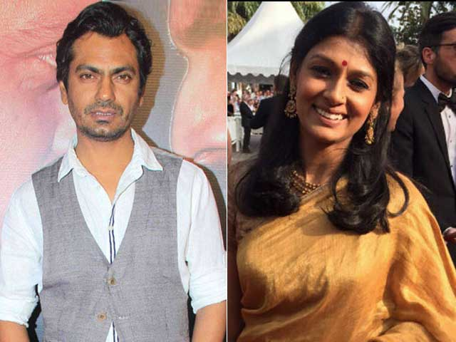 Video : Nawazuddin is Nandita's Manto