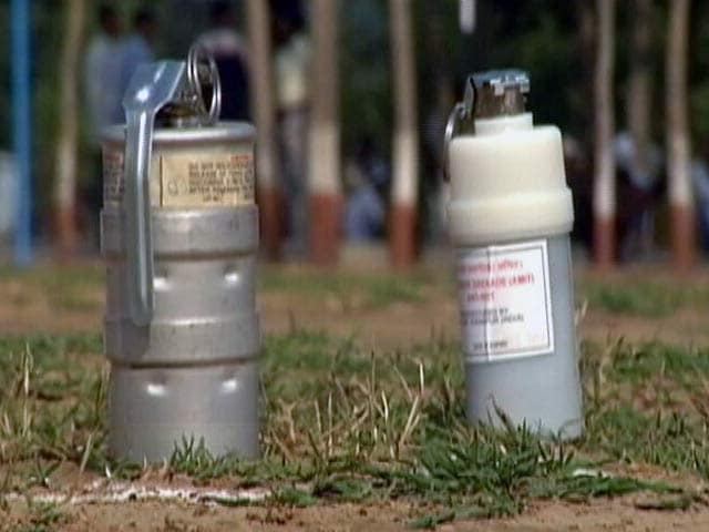 Video : पैलेट गन की जगह पावा शेल को मंजूरी