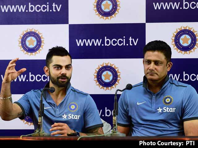 Video : Not Worried About Rankings, Want to Play Good Cricket: Anil Kumble