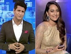 Sonakshi Gets Candid on Cell Guru