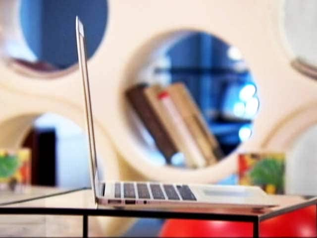 Video : The Size Zero Laptops