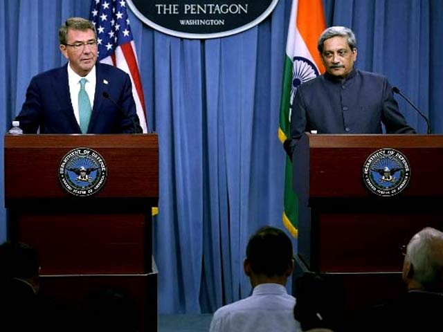 Video : India, US Sign Deal To Share Military Assets And Bases