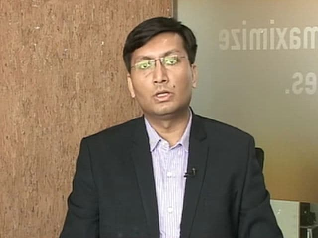 Video : Prefer Private Banks Over NBFCs: Chintan Haria