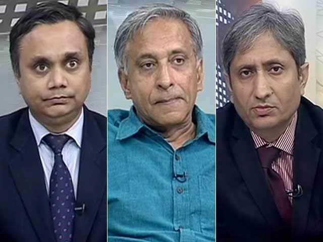 Videos : प्राइम टाइम : भारत-अमेरिका की दोस्ती क्या कहती है?