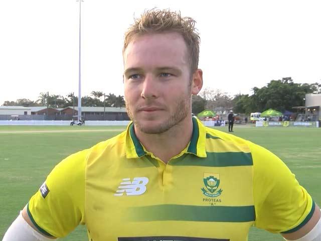Video : David Miller Eyes National Team Return After Ton For South Africa A