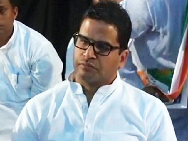 Video : After Poster Trashed Him, Strategist Prashant Kishor Gets Congress Love