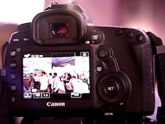 Canon 5D Mark IV DSLR Camera: First Look