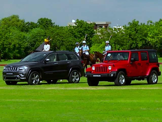 Video : Teased: This is How Jeep Launched Its SUVs in India