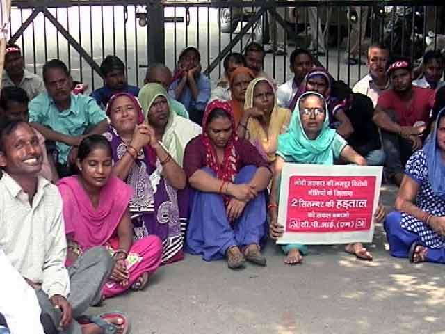 Videos : इंडिया 7 बजे : हड़ताल रोकने की सरकारी कोशिश नाकाम