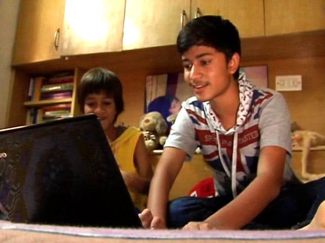 Video : Mumbai Teen's Entry Into MIT Shines Light On Home Schooling