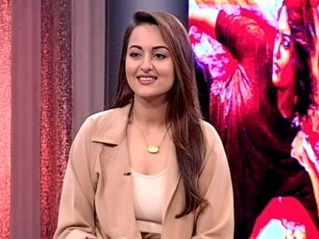 Video : Sonakshi Got <i>Akira</i> Because She's a <i>Dabangg</i> Heroine