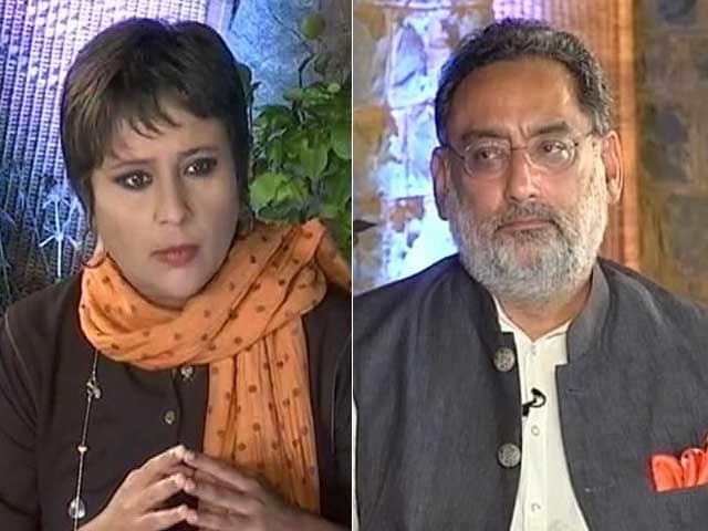 Video : Geelani's Lack Of Social Grace Against Kashmiriyat: PDP Slams Hurriyat Leader