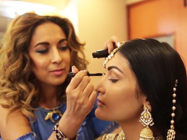 Video : <i>Bajirao Mastani</i> Inspired Makeup Tutorial