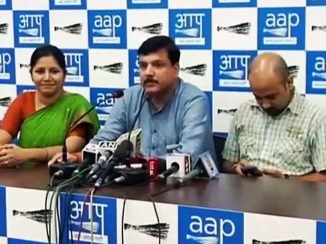 Video : विधायक देवेन्द्र सहरावत की चिट्ठी से आम आदमी पार्टी में हड़कंप