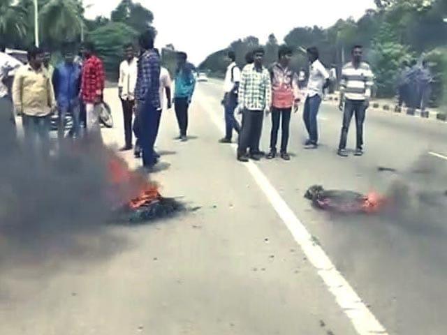 Video : तमिलनाडु को कावेरी का पानी देने के विरोध में कर्नाटक में प्रदर्शन