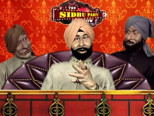 Video : Sidhu Bats On Political Front: Six Or A Hit Wicket?